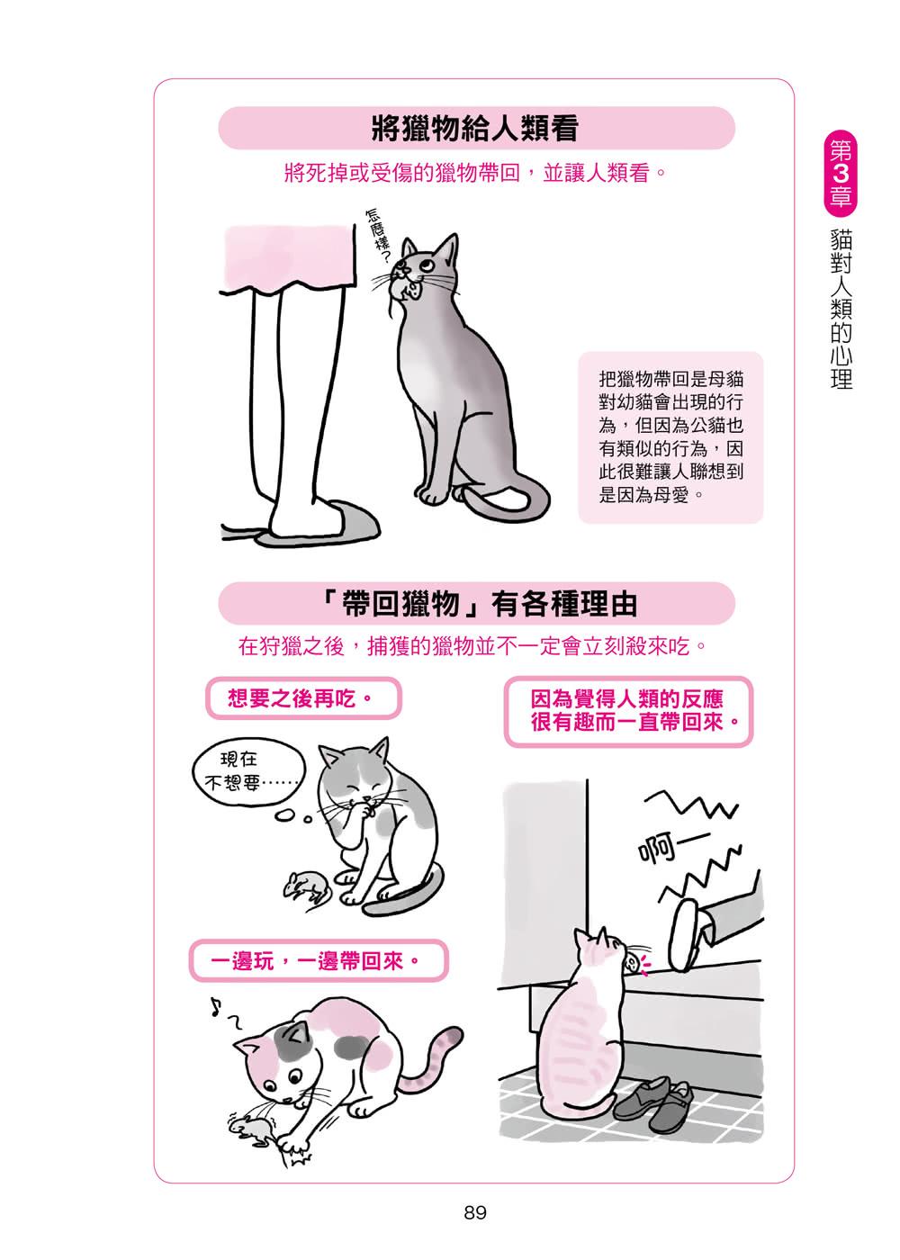 一分鐘圖解.不可思議的貓知識(暢銷版)