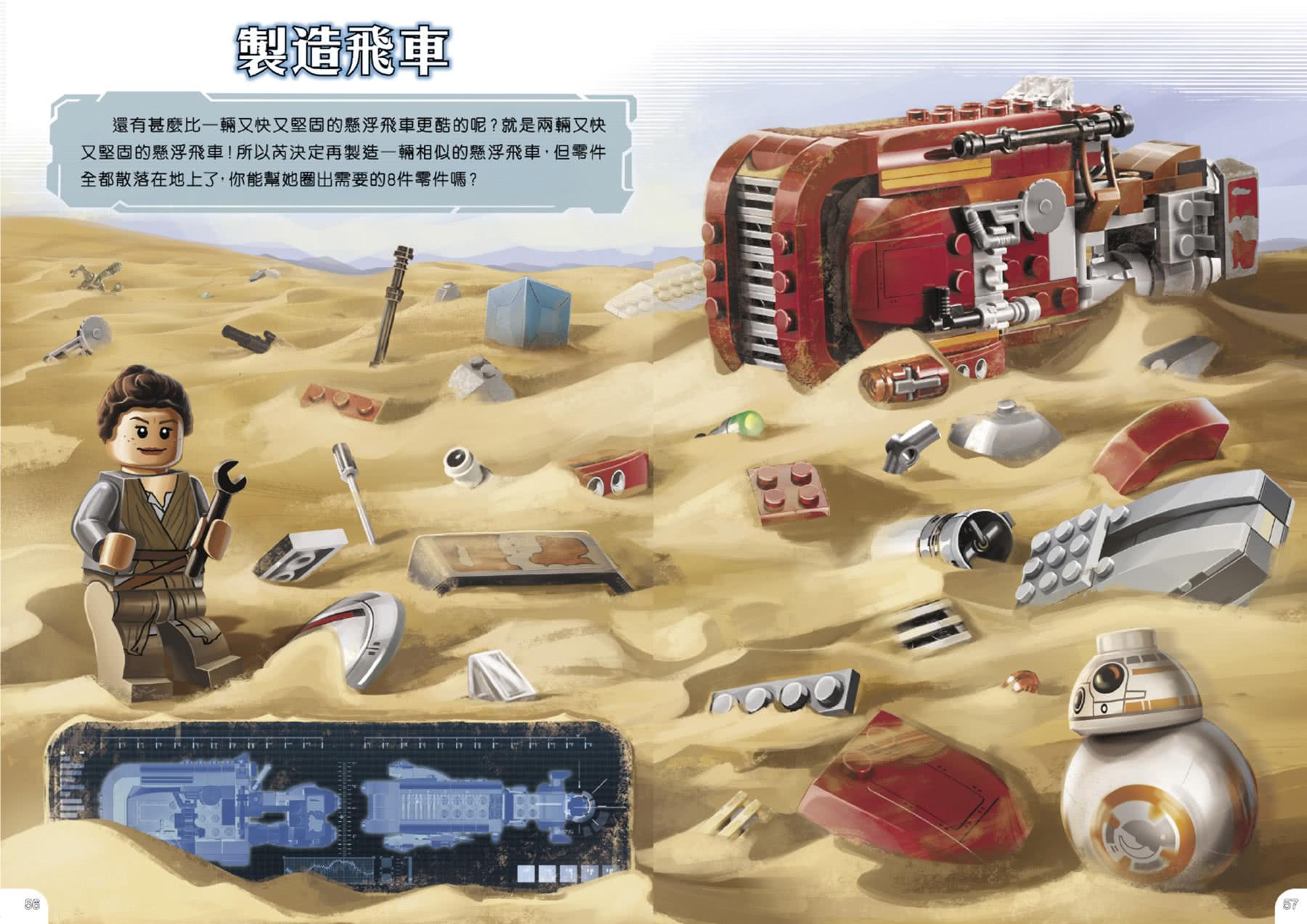樂高星球大戰故事系列:太空大冒險